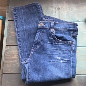 COH Citizens Of Humanity Distressed Skinny Sz 29